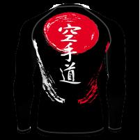 Компрессионный рашгард (лонгслив) Bushido Hajime