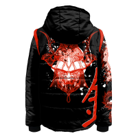 Куртка-Жилет Bushido tatsu (Зима)