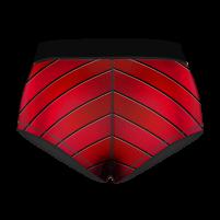 Шорты мини Victoria Красный