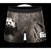 Шорты компрессионные Beast Медведь