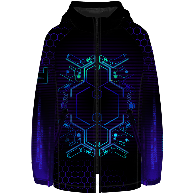 Куртка Cyberpunk (Весна - Осень) в Новосибирске