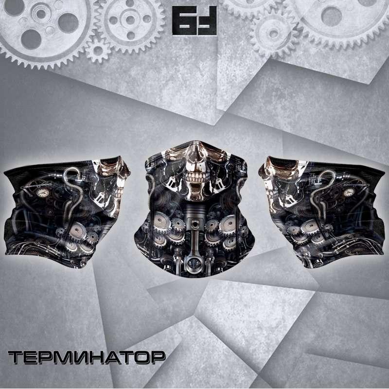 Балаклава (Бафф) Terminator в Новосибирске