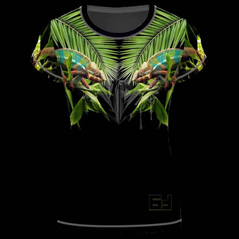 Футболка Chameleon Зелёный