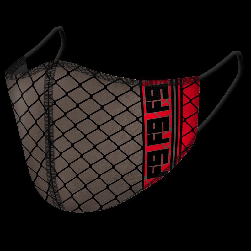 Текстильная Маска (Экстра) Grid